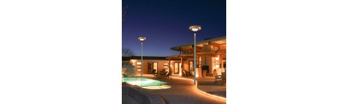 Solar LED lights - street & decor