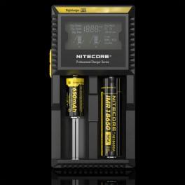 V PRIHODU: Polnilec Nitecore Digicharger D2 (za baterijske vložke)
