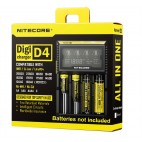 Charger Nitecore Digicharger D4
