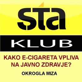 Prva okrogla miza o pozitivnih vplivih e-cigarete na javno zdravje