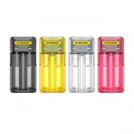Polnilec Nitecore Q2 (za baterijske vložke)