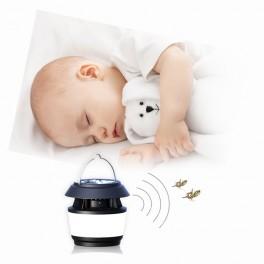 LED solarna svetilka, ki uničuje tudi komarje