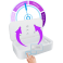 Večfunkcijski UV sterilizator z brezžičnim polnjenjem telefona in aromaterapijo