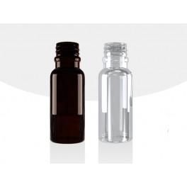 Steklenička iz stekla, 30 ml, brez pokrovčka