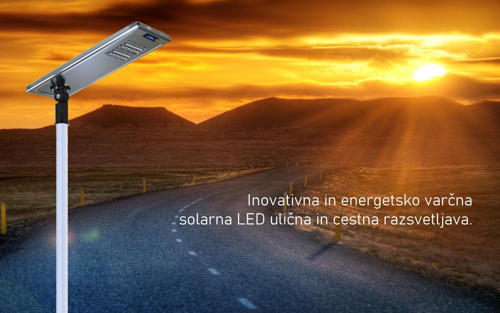Solarna LED razsvetljava