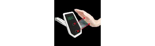 Brezkontaktni merilniki temperature